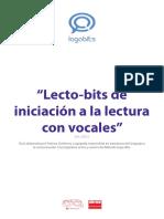 iniciación lectura vocales