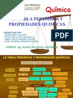 Tabla Periodica - Quimica Exponer Oficial