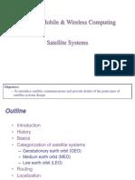 Satellite Lec7