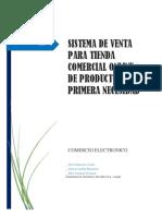 Proyecto Tienda Virtual Gato Loco