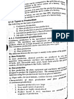 Ppce Types of Production