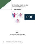 Asuhan Keperawatan Pasien Dengan Penyakit Jantung Bawaan