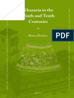 Khazaria in the Ninth and Tenth Centuries Brill 2015- Boris Zhivkov