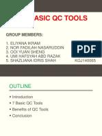 7 Basic QC Tools Slide