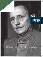 Entrevista Con Buero Vallejo.luis Bodelón.cuadernos Hoispanoamericanos 799. Enero 2017