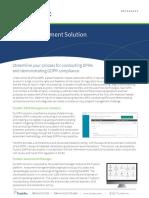 DPIA Management Solution | TrustArc