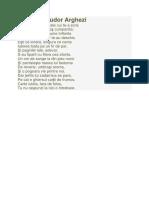 Ex Libris - Tudor Arghezi