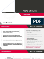 Kizad User Manual 1.10