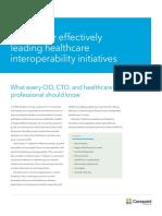 7 Habits for Healthcare Interoperability