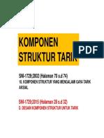 (6) Lrfd Stell Design-komponen Tarik & Tekan