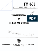 FM8-35 Transportation of the Sick and Wounded