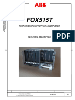 FOX515T Technical Description Rev3