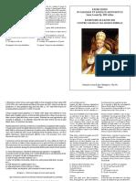 Esorcismo di Leone XIII