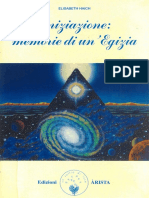 Elisabeth Haich - Iniziazione, Memorie Di Un'Egizia