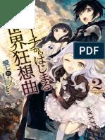 Death March Kara Hajimaru Isekai Kyousoukyoku Cap 04