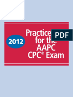 Lisa Rae Roper MHA CCS-P CPC CPC-I PCS-2012 Practice Test for the AAPC CPC® Exam-HCPro (2012)