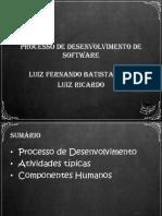 Aula03 - Processos de Desenvolvimento
