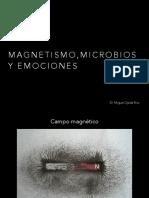 Magnetismo y Microbios