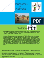 volley ball ppt
