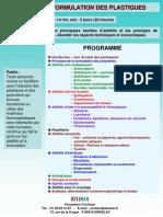 Additifs Des Plastiques 2010 Intra