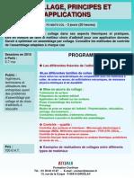 Collage, Principes Et Applications 2010