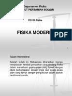P14 Fisika Modern
