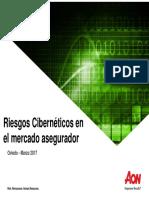 8. Riesgos Ciberneticos en El Mercado Asegurador AON
