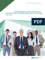 Mercer 2014 Gartner It Jobs and Skills
