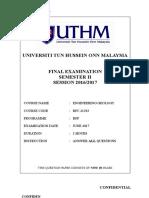 Final Examination_BFC 21303_Sem 2 Session 1617a