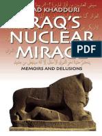 Iraq's Nuclear Mirage