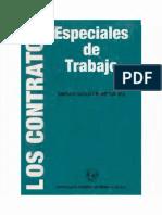 Santiago Barajas – Los Contratos Especiales de Trabajo