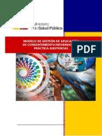 Form. 024-2016 Modelo Gestion Consentimiento Informado Practica Asistencia