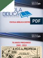 Arilton OliveiraNT Escola Biblica