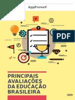 eBook Principais Avaliações Da Educação Brasileira Digital