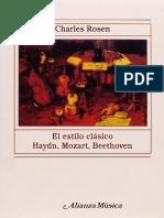 Charles Rosen. El estilo clásico.pdf