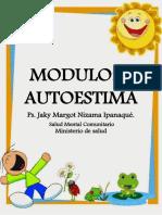 Modulo Autoestima