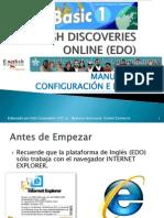 Manual English Discoveries Online (Edo) Ver2
