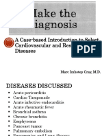 Make the Dx_Intro to Select Cardiovascular and Respiratory Diseases