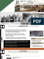 Historia Company Town