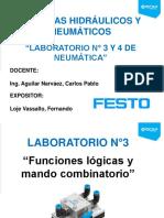 Neumática Lab 3 y 4