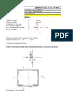 TRESTLES DESIGN 1.xlsx