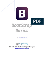 BootStrap Basics