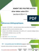 P1-Chapitre III_Dimensionnement Des Poutres Mixtes ELU