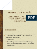 Tema 2 Al-Andalus y Reinos Cristianos
