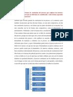 De Las Diversas Formas de Conclusión Del Proceso Que Explican Las Lecturas