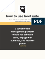 How to Use Hootsuite - Ryan Elnar -Your Tech Savvy Marketer