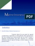 Marine Insurance Final