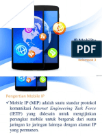 IP Mobility