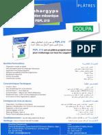 Fp Platre a Projeter Pspl213