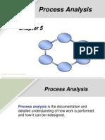 Chapter 4 --- Process Analysis